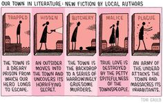 Our Town in Literature