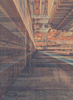 Structures 4 by Atelier Olschinsky