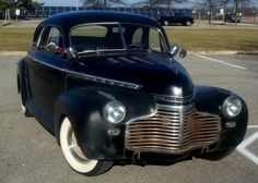 My 41 Chevy Special Deluxe