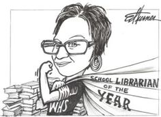 Westborough – Anita Cellucci, a librarian at Westborough High School, was recently selected as one of three 2016 School Librarian of the Year Award School Librarian, Year 2016, High School, Hero, Journal, Heroes, Journals, Secondary School