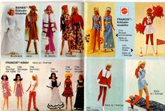 1970s Barbie booklet | Fashion doll fan1 | Flickr