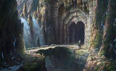 Upper level of Thunder Echo Cave