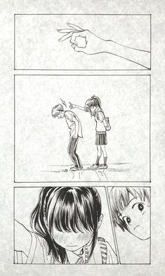 Manga Anime, Manga Art, Kawaii Anime Girl, Anime Art Girl, Comic Frame, Manga Drawing Tutorials, Graphic Novel Art, Comic Art Girls, Anime Scenery Wallpaper