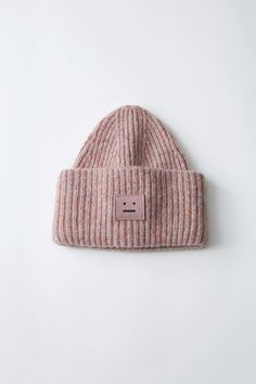 Acne Studios Pansy W Face Dusty Pink 1500x 001