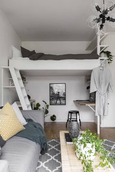 If you're looking to downsize to something tiny, but love the container house movement, then this would be perfect for a small 20' container.