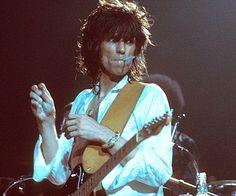Keith Richards- Tour of Americas 1975