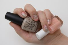 June 26, Cutout Digits   Photo 7- An S.F. Blogger Shares Her Impressive 30-Day Nail-Art Diary!