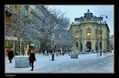 Budapest winter III. - Budapest, Budapest
