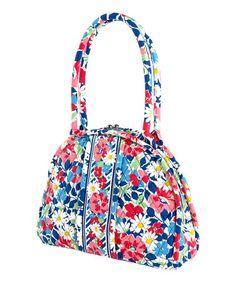 47844e3dd433 Look at this  zulilyfind! Summer Cottage Eloise Shoulder Bag by Vera Bradley   zulilyfinds