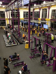 New gym in Upper Darby, PA looks great! @ECORE Commercial Flooring @Planet Fitness