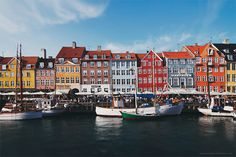 1. This is where the beginning of my story takes place. This is my home town, Copenhagen, Denmark. I live with my mom, my dad, and my little sister, Kirsti. We live in an apartment. The picture you see here shows the beauty of Copenhagen before being invaded by the German Nazis.