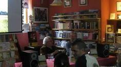 Viajando con Javier Reverte. Presentación Librería Ícaro