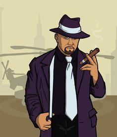 Gangster Art (By Sunny Gupta)