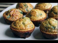 Bodybuilding Blueberry Protein Muffins