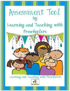 95 Best Preschool & Kinder Assessments images in 2018 | Preschool