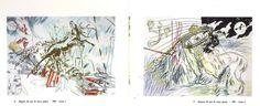 """""""Obra multiplicada muy original"""" exposición de Carlos Pazos en la Fundación Antonio Pérez Cuenca 2001 #FundacionAntonioPerez #Cuenca #CarlosPazos"""