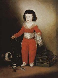 Francisco José de Goya - Don Manuel