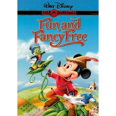 Fun and Fancy Free, Movies