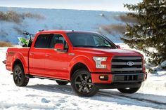 New 2015 Ford F-150....my future truck!!!!!!! Can't wait :)