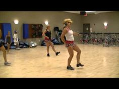Zumba Cotton Eyed Joe. I think this would be great as a choreographed wedding dance! <3