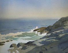 Blog | Joel Popadics Watercolorist