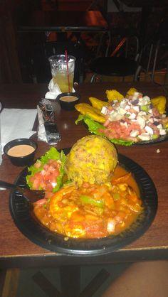 yummy Mofongo from La Guancha Ponce