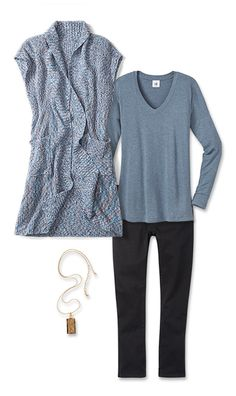 Check out five unique ways to mix and match the Napa Vest with other cabi items!  jeanettemurphey.cabionline.com