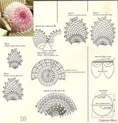 Single crochet patterns and designs: Cushions schemes Crochet Home, Love Crochet, Crochet Gifts, Irish Crochet, Beautiful Crochet, Knit Crochet, Single Crochet, Crochet Motifs, Crochet Chart