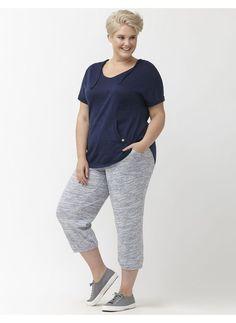 ** Simply fit! Plus Measurement Exercise Garments & Activewear