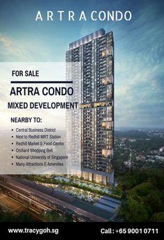 Artra Condo Review. New Launch Condo near Redhill MRT. Artra Alexandra Singapore Mixed Development. See Artra Condo Price and Floor Plan. Alexandra New Launch.