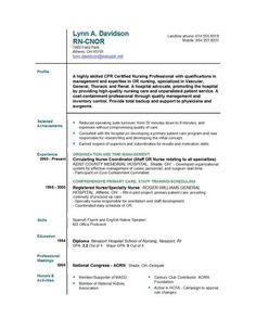 staff nurse resume example   resume examples  resume and nurses