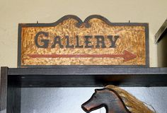 Your place to buy and sell all things handmade Folk Fashion, Etsy Vintage, Hand Carved, Buy And Sell, Carving, Cottage, Sign, Gallery, Wood