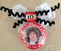 One Direction, Harry Styles Personalized Photo Ornaments, Beautiful Gifts, One Direction, Harry Styles
