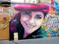Paris Tonkar magazine // Graffiti and Street art: Persos + freestyle :: Paris, 2013