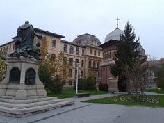 Romania, Craiova - Carol I Highschool