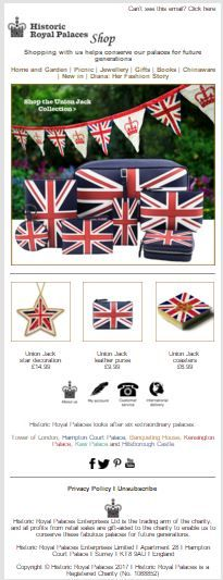 Brilliantly British our luxury Union Jack collection features patriotic stationary, union jack homewares and luxury leather goods. Perfect for taking a little bit of Britain with you wherever you go! Hip, hip, hooray!