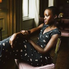 Lupita is just too perfect. I can't ugh!