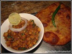 chana stuffed bhatura by anukampa_tiwari, via Flickr