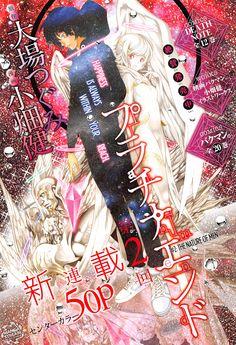 Platinum End 002 - Manga Stream