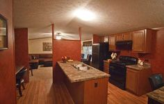 Photo for Single-wide The California Double Wide Home, Single Wide Mobile Homes, Remodeling Mobile Homes, Home Remodeling, Beautiful Kitchens, Prefabricated Home, House Remodeling, Home Repair, Beautiful Kitchen