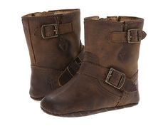 Frye Kids Engineer Bootie (Infant/Toddler) Tan - Zappos.com Free Shipping BOTH Ways $48 cute