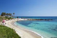 Cypern har Europas bedste badevand.
