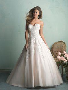 Allure Bridals - 9153