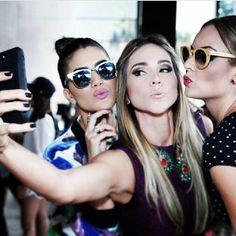 São Paulo Fashion week com as lindas @laylamonteiro e @leturano