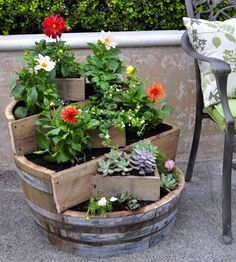 5 Things to Do with… Old Barrels