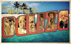 Take a Trip To Belize - Breaking Bad Style