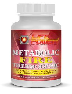 Metabolic FIRE Thermogenic- Advanced Diet & Energy- Fat Burning Formula By LifePower Labs. Ultra Thermogenic Fat Burner Supplement for Men & Women's Weight Loss, Increased Energy, Focus, Appetite Suppressant & Glucose Control. Utilizes Green Tea, Chromium Picolinate, Cha de Bugre, L-Theanine, Maca And Theobromine. Compare Labels! 60 Capsules. 100% Satisfaction Guaranteed! BONUS- Free EBook- Extreme Fat Loss Manifesto!