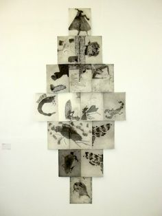 etchings by Ralph Overill