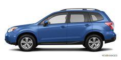 2016 Subaru Forester 2.5i Premium Options - Kelley Blue Book