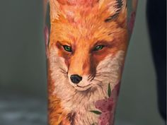 These fox tattoos celebrate one of our favorite animals in one of our favorite art forms. Fox Tattoos, Body Art Tattoos, Zorro Tattoo, Animal Species, Art Forms, Tatting, Tattoo Ideas, Autumn, Gallery